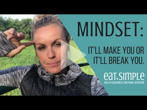 eat.simple in 0:60 - Mindset