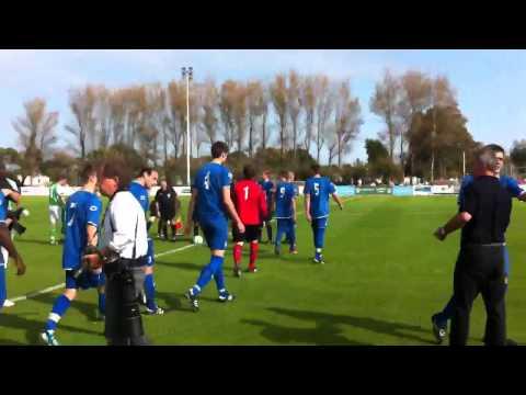 Guernsey FC v Sheerwater FC