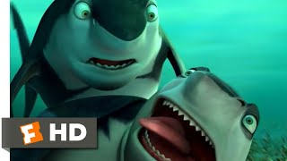Shark Tale (2004) - Frankie Dies (6/10)   Movieclips