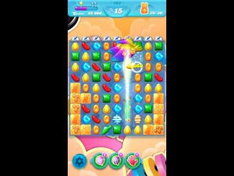 Candy crush soda saga level 763(NO BOOSTER)