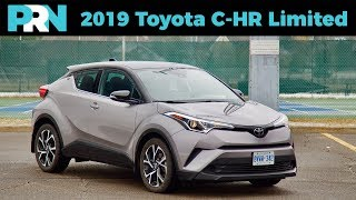 2019 Toyota C-hr Limited Full Tour & Review