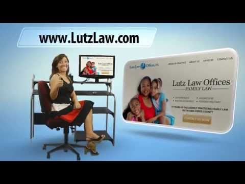 Best Tacoma Divorce, Family Law, Support, Child Custody Attorney David Lutz Part 1