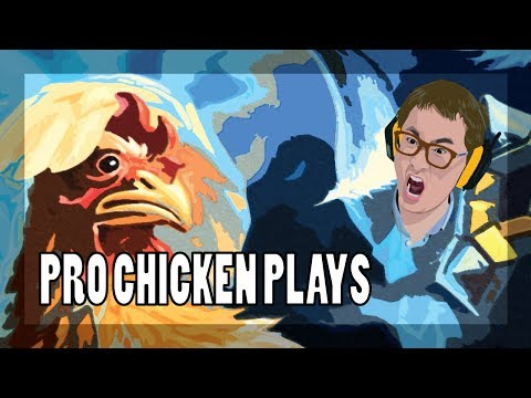 Hearthstone - Best Angry Chicken Ranked Deck