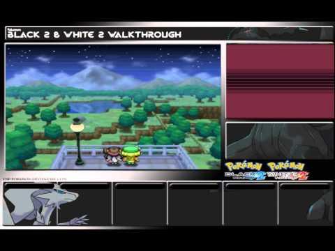 Lets Play Pokemon White 2 - Part 1- An Adventure Begins- ~aRiskyLieske~