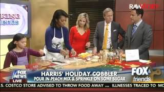 Brian Kilmeade asks Harris Faulkner if she makes