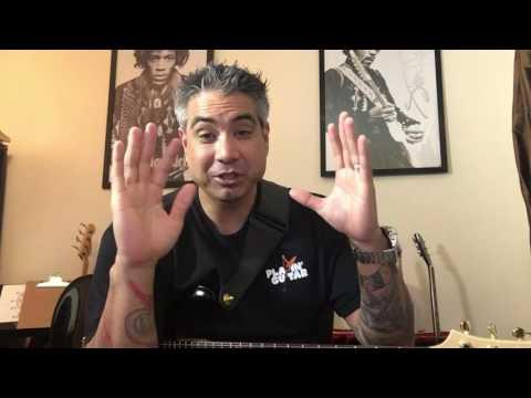 Miami Guitar Teacher | How to get Good at Guitar