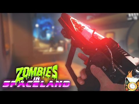 INFINITE WARFARE ZOMBIES EASTER EGG: