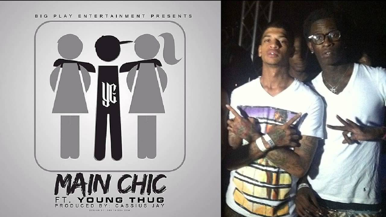 YC, Young Thug & Cassius Jay - Main Chic