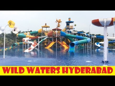 Wild Waters Amusement Park Hyderabad