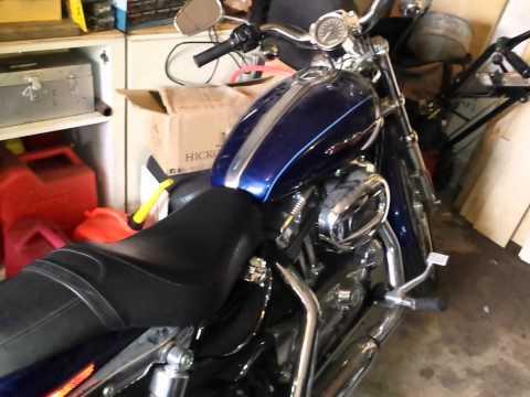 Harley Sportster! Craigslist score!