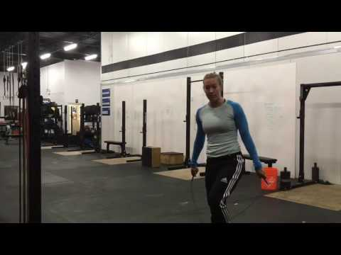CrossFit - Learning the Double Under
