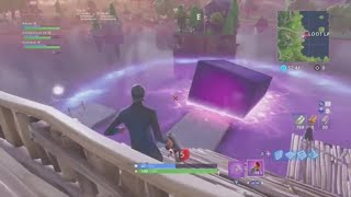 Loot Lake Cube Explosion