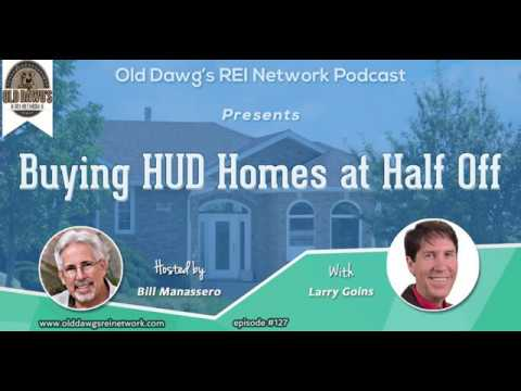 127: Buying HUD Homes at Half Off