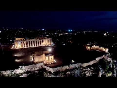 Athens - Greece 2017 : Ancient Acropolis & Parthenon