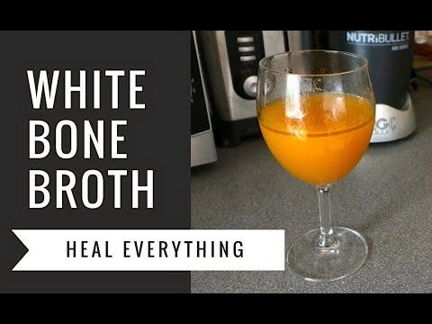 How To Make White Bone Broth