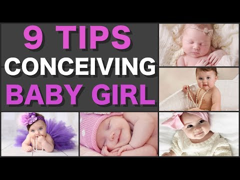 9 Tips on How To Conceive A Baby Girl? Conceiving a Girl