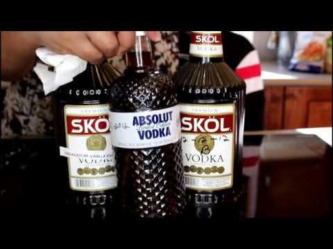 Vanilla Extract  (100% Pure) - How To Make