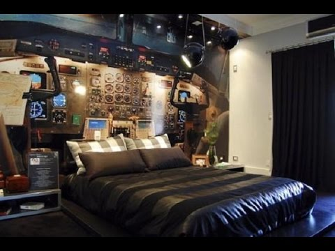 Awesame Cool Room Ideas for College Guys