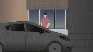 True McDonald Drive-through Horror Story Animated