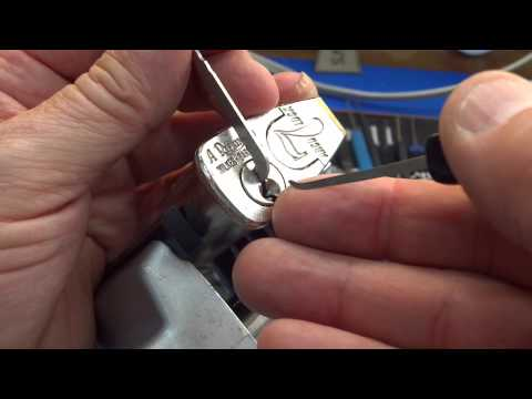 (611) Arco 7 Security Bag Lock from RRLocksmith
