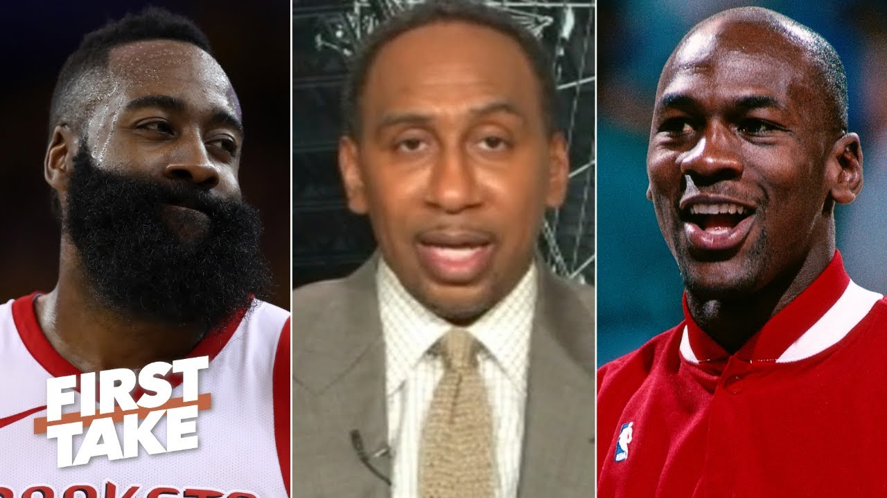MJ would have destroyed ALL competition if he played in today's NBA - Stephen A.   First Take