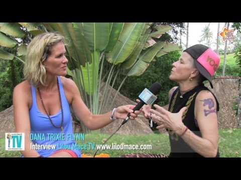 Yoga rebel and transformation - Dana Trixie Flynn, BALI