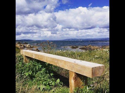 Belfast - Bangor - Ballymacormick Point (North Down coastal path)