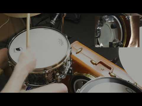 CaseBass suitcase bass drum