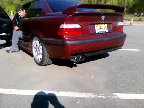 Eurowise Performance Exhaust S52 Swapped E30 M3 - Bmw S52 Headers