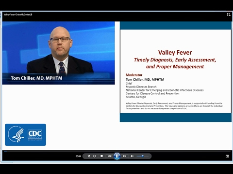 Valley Fever: Timely Diagnosis, Early Assessment, and Proper Management