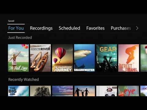 Cox Communications   Contour TV Overview