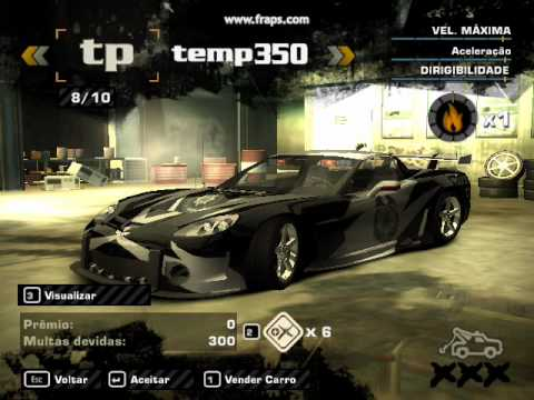 Need For Speed Most Wanted  all polices cars in my career