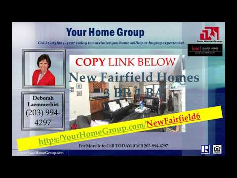 3 BR 3 BA Homes in New Fairfield CT