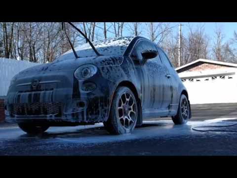 Washing My Car - Hyperlapse