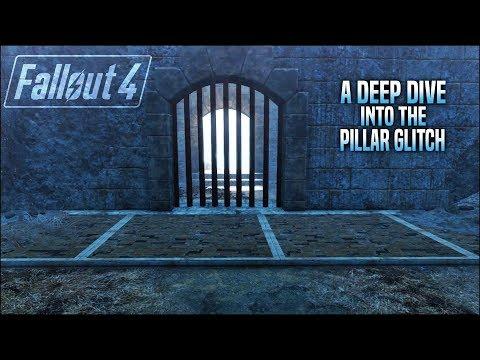 A Deep Dive into the Pillar Glitch 🏛️ Fallout 4 No Mods Shop Class