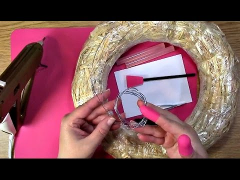 #76 Create your own Cork Wreath: What you Need