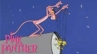 """The Pink Panther in """"Twinkle, Twinkle, Little Pink"""""""
