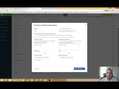 How to Create a Purchase Order in QuickBooks Online - QuickBooks Online Tutorial
