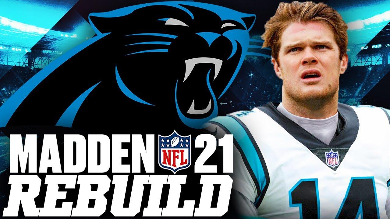 Rebuilding the Carolina Panthers WITH SAM DARNOLD