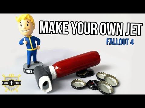 Make Your Own Jet from Fallout!