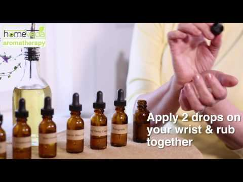 Aromatherapy Blend to Treat Anxiety - Homeveda Remedies