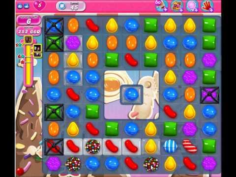 Candy Crush 4 Chocolate Bombs