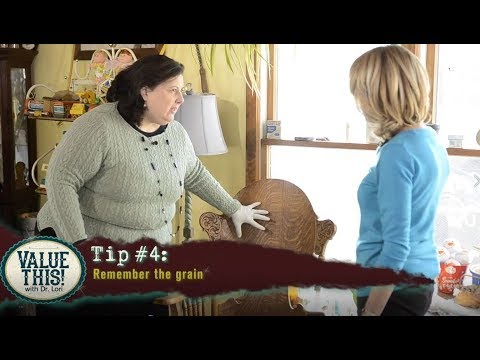 How to Find & Value Old Rocking Chairs by Dr. Lori