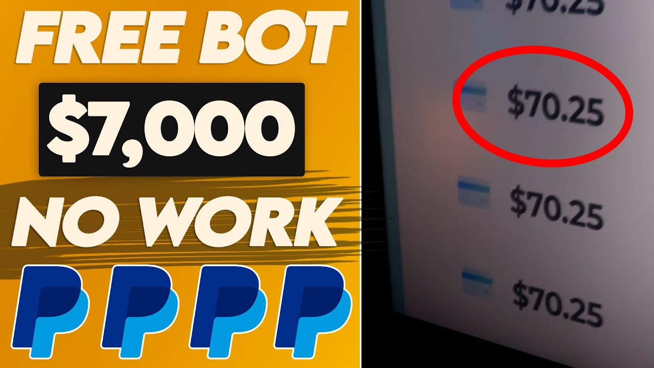 This FREE Bot Makes You $700 a Day! (Make Money Online)