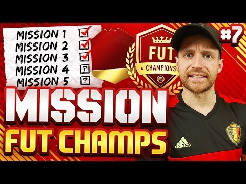 MISSION FUT CHAMPS #7 - FIFA 18 ULTIMATE TEAM