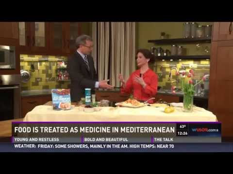 Food is Treated as Medicine in the Mediterranean