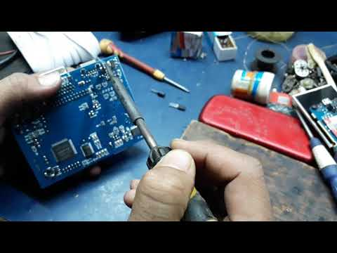 volcano box Hardware repair /eagleEye not working / mobile boot problem hardware solution