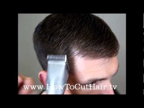 How To Fade Hair - How To Cut A Low Fade With Clippers