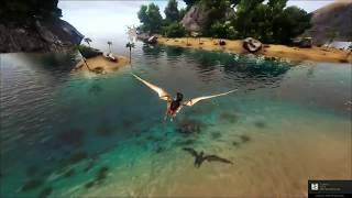 Steam Workshop, ARK Survival Evolved Map Pequenas Ilhas Canal ARKtetos