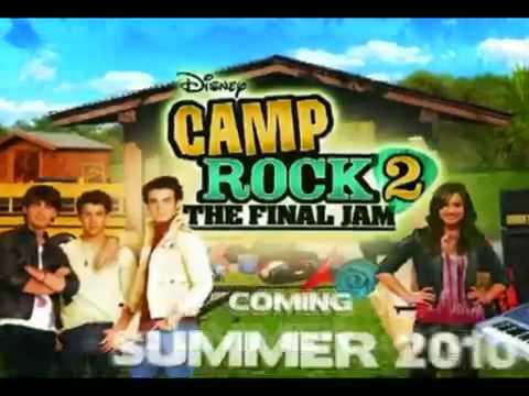 TRAILER - CAMP ROCK 2 THE FINAL JAM